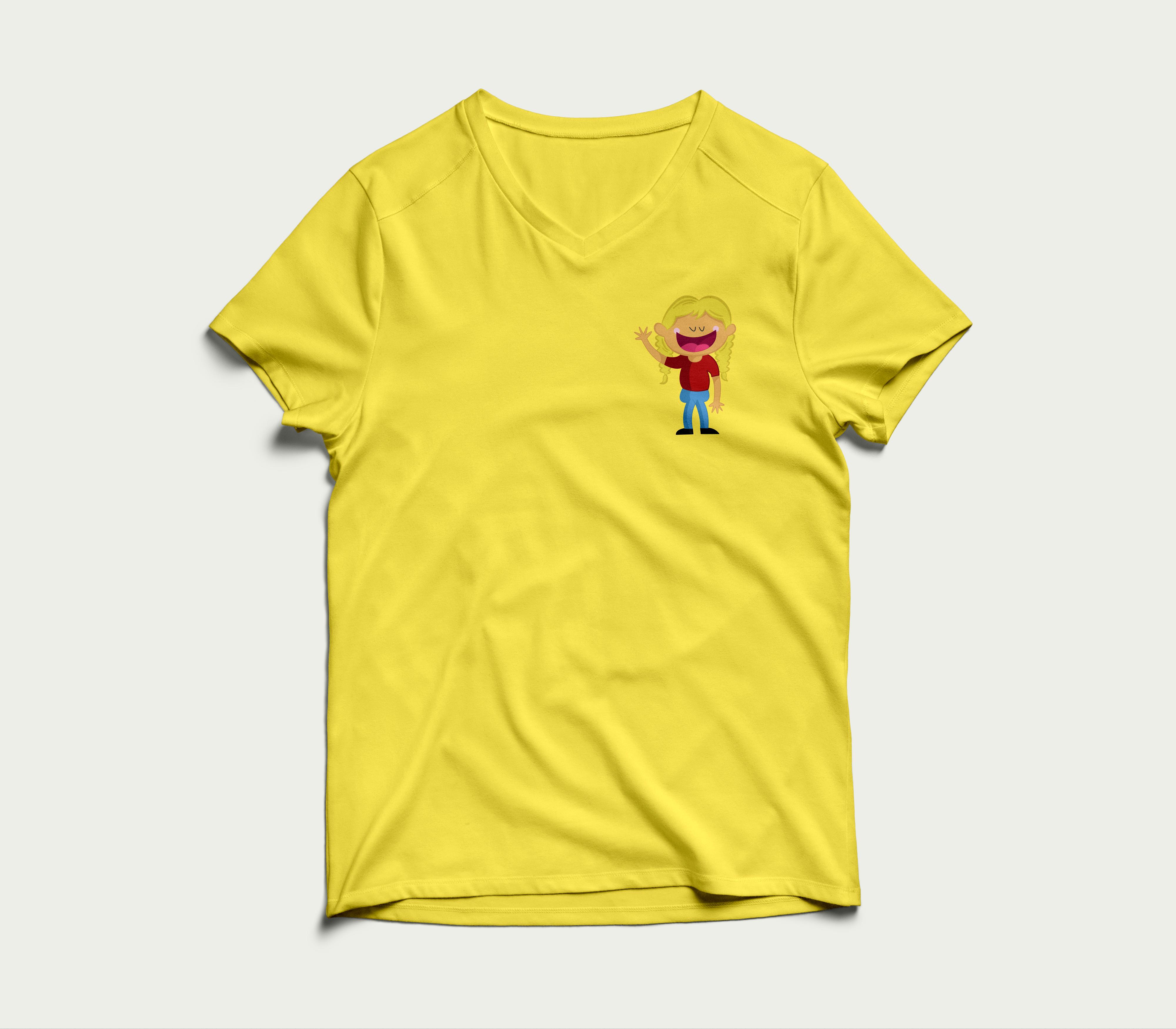 co-founder volunteer shirt