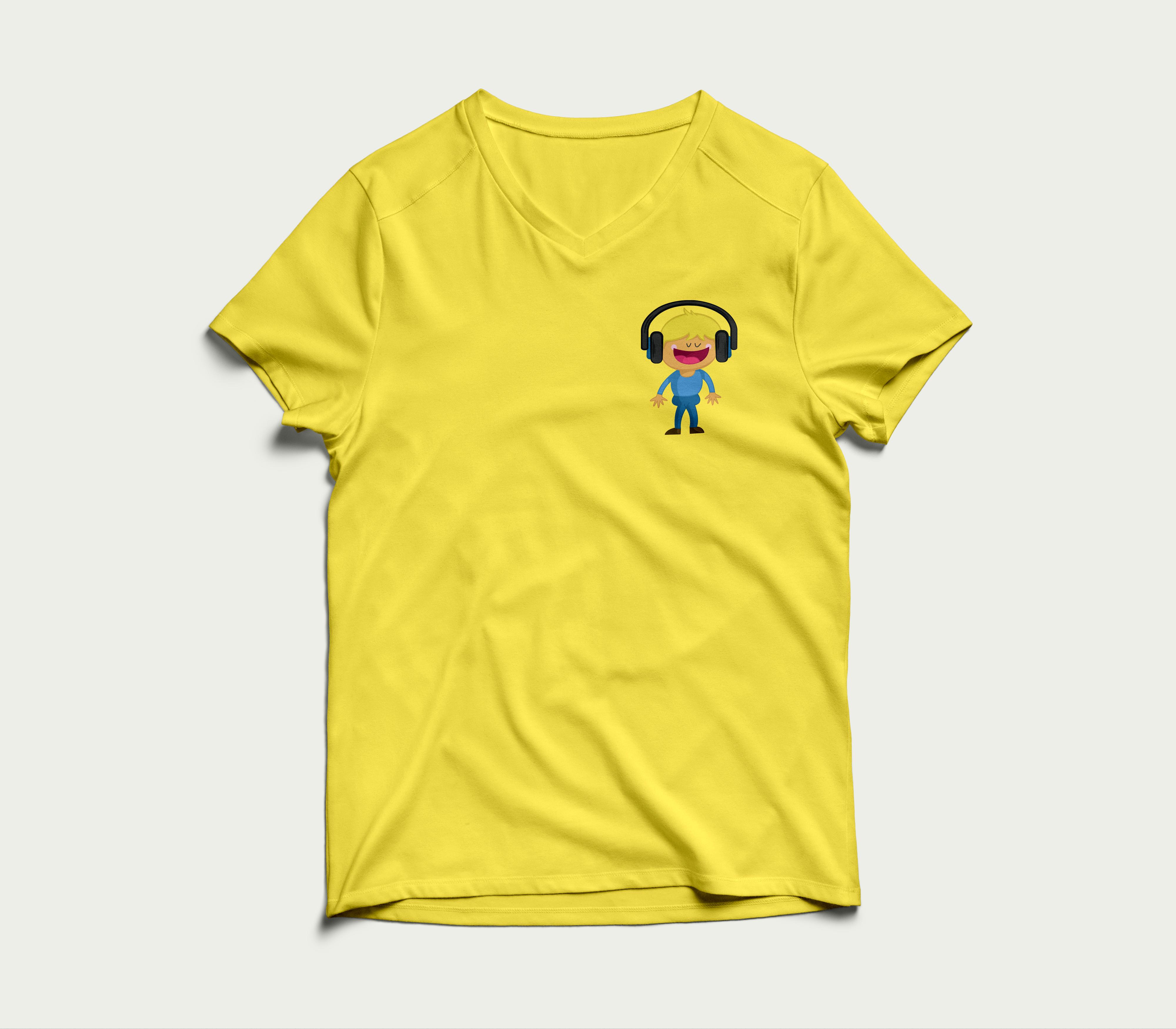 music team volunteer shirt